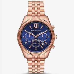 Lexington Rose Gold-Tone Watch